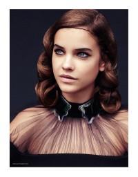 Barbara Palvin Dons Denim Looks for Lorenzo Marcucci's Flaunt Shoot