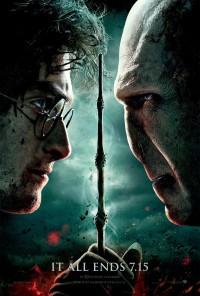 Harry Potter et les Reliques de la Mort: Partie 2: Extra Large Image Movie Poster - Internet Movie Poster Gallery Prix