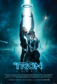 Tron Legacy: Extra Large Image Movie Poster - Internet Movie Poster Gallery Prix