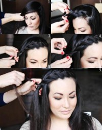spinned hair style - StyleCraze