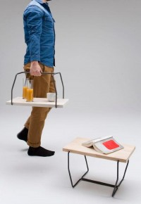 Maisonnette Multifunctional Furniture by Simone Simonelli | Design Milk