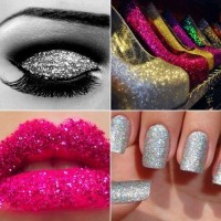 crystal make up - StyleCraze