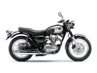2012 Kawasaki W800 Review