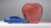 BMW M5 – Bullet Art – Fubiz™