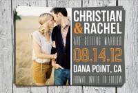 Save The Date Wedding Invitation STD by olivepresspaper on Etsy