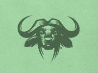 buffalo logo by Gal Yuri