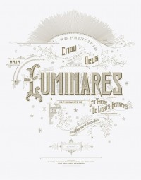 Kevin Cantrell Design / Luminares Poster