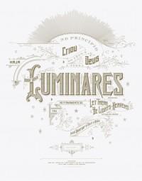 Kevin Cantrell Design / Luminares Poster
