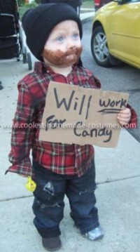 Funny Stuffs / 29 DIY Kid Halloween Costumes |