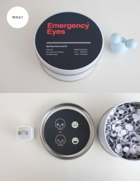 Experiment 06 - Emergency Eyes - journal - minimally minimal