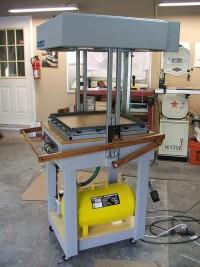 Volpin Props: Protoform Vacuum Forming Machine