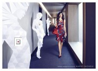 "Harvey Nichols ""Be Seen"" Campaign"