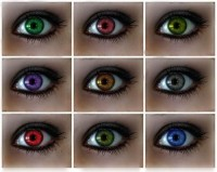eye makeup with colors - StyleCraze