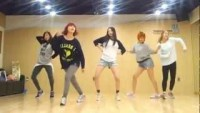 Wonder Girls - Like This mirrored Dance Practice HD - YouTube