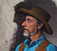 Anthony J. Ryder: Artist and Teacher: Work