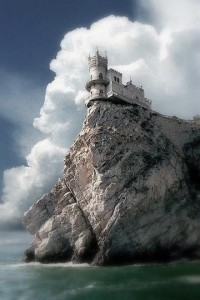 Photography / Swallows Nest Sea Castle, Crimea