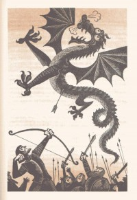 Flavorwire » Awesome Illustrations from a 1972 Soviet Edition of 'The Hobbit'