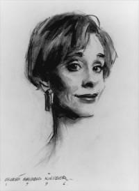"""<!-- InstanceBeginEditable name=""""docTitle"""" -->Carol Burnett - Portraits - Everett Raymond Kinstler<!-- InstanceEndEditable -->"""