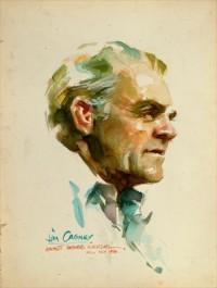 "<!-- InstanceBeginEditable name=""docTitle"" -->James Cagney - Portraits - Everett Raymond Kinstler<!-- InstanceEndEditable -->"