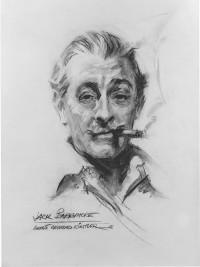"<!-- InstanceBeginEditable name=""docTitle"" -->Drawings - John Barrymore - Portraits - Everett Raymond Kinstler<!-- InstanceEndEditable -->"