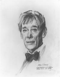 "<!-- InstanceBeginEditable name=""docTitle"" -->Drawings - Peter O'Toole - Portraits - Everett Raymond Kinstler<!-- InstanceEndEditable -->"