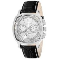 Akribos XXIV Men's Multifunction Diamond Watch | Overstock.com