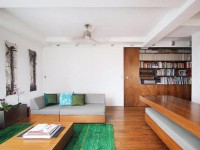 Creative and Flexible Apartment Coping with the Frenzy of New York City | Freshome