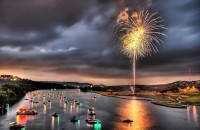 How to Photograph Fireworks | Photography Tips