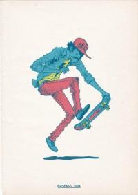 Skateboarding is a Crime   Zeutch