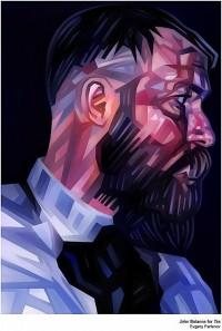 Stylish Illustrations by Evgeny Parfenov | Abduzeedo | Graphic Design Inspiration and Photoshop Tutorials