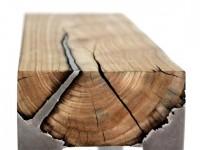 Wood casting, Hilla Shamia's Portfolio