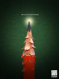CreAds Christmas Pencil | Ads of the World™