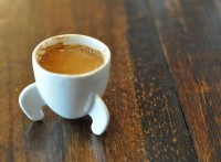 Shapeways | Blog: Rocket Espresso Cup 3D Printed in Ceramics All Systems Are Go!!!!