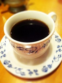 Coffee at Al Johnson's   chaQula