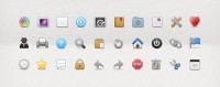 30 Toolbar Icons for User Interface Design | Web Resources | WebAppers