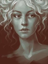 portrait by ~sharandula