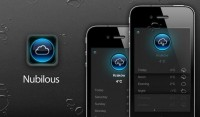 Nubilous — Simple Weather Information on your iPhone — Beautiful Pixels