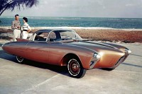 1956 Oldsmobile Golden Rocket Dream Car Concept Pictures, Wallpapers - Boldride.com