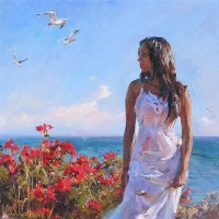 M & I Garmash - Visions Fine Art Gallery - Sedona Arizona
