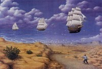 Visions Fine Art Gallery - Sedona Arizona - Rob Gonsalves