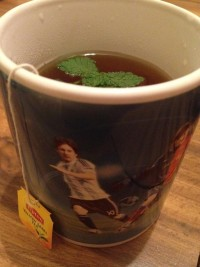 Tea time with Lionel Messi   chaQula