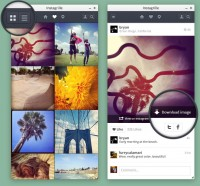 Instagram for your computer - Instagrille