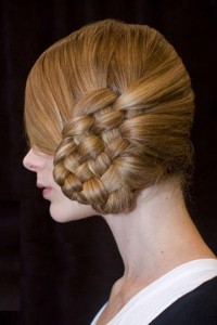 french model braid - StyleCraze