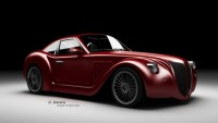 The Imperia GP will be an amazing hybrid retro car Imperia GP 14 – Luxatic