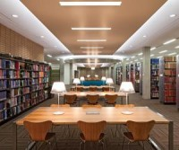 Perkins+Will Redesigns the UCLA Young Research Library