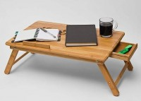 ONLY Rs.1499 for Bamboo Laptop Table cum Coffee Table with FREE Delivery | CRAZEAL.com