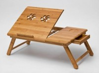 ONLY Rs.1499 for Bamboo Laptop Table cum Coffee Table with FREE Delivery   CRAZEAL.com