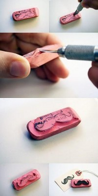 Crafty Cathy / Create your own stamps