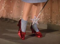The Wizard Of Oz Slippers Pictures and Images