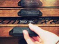 Letterpress on Vimeo